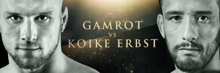 Gamrot vs Koike Erbst