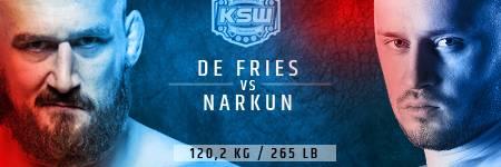 DeFries vs Narkun
