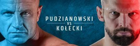 Pudzianowski vs Kołecki