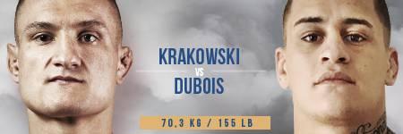 KSW 49 Krakowski vs Dubois