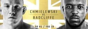 Chmielewski vs Radcliffe