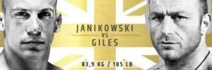 Janikowski vs Giles